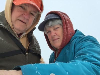 David  and MaryAnne @ Park Point Beach [Sky Harbor Airport]