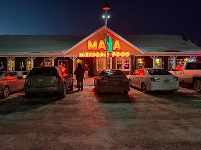 Maya Family Mexican Restaurant @ Hermantown