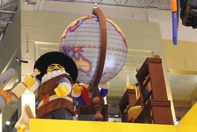 May 15, 2013 - (Mall of America [Nickelodeon amusement area] / Bloomington, Hennepin County, Minnesota) -- LEGO's Store