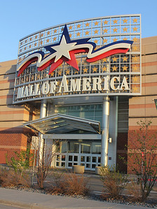 May 15, 2013 - (Mall of America [entrance] / Bloomington, Hennepin County, Minnesota) -- Mall of America entrance