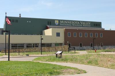 May 16, 2013 - (Minnesota Valley National Wildlife Refuge / Bloomington, Hennepin County, Minnesota) -- Visitor Center