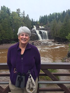 MaryAnne @ Gooseberry Falls SP