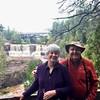 MaryAnne & David @ Gooseberry Falls SP