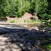 Gooseberry River.  I loved hiking there.