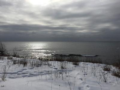 Lake Superior Scenery @ Stoney Point