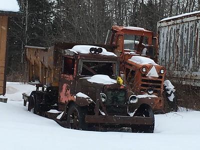 Old Trucks @ Two Harbors