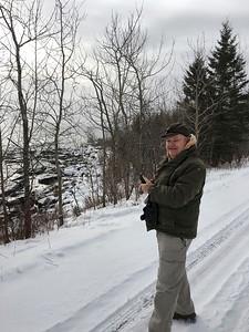 David @ Stoney Point by Lake Superior