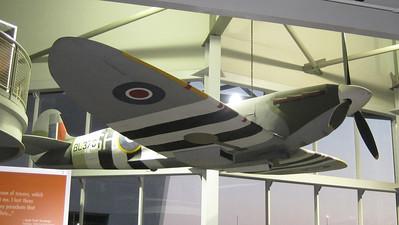 June 25, 2011 (New Orleans [World War II National Museum] / Orleans Parish, Louisiana) - Spitfire aircraft