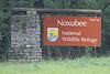 June 22-23, 2011 (Noxubee National Wildlife Refuge [Robinson Rd. entrance sign] / Brooksville, Oktibbeha County, Mississippi)