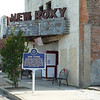 "The New Roxy - now an open air performance center. <br />  <a href=""http://www.myspace.com/newroxy"">http://www.myspace.com/newroxy</a>"