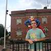 Todd and Superman in Metropolis, IL ( 2012 )