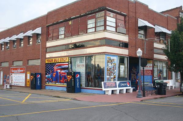 Metropolis IL, The home of Superman ( 2012 )