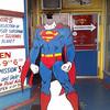 A headless superman in Metropolis, IL ( 2012 )