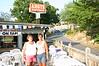 Fran and Lori at Ahoy's restaurant