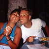 Todd and Lori at the Salty Dogs  ( 1995 )