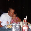 Todd and Nicole at the Salty Dogs  ( 1995 )