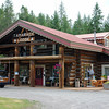 THE Historic Tamarack Lodge in Hungry Horse, MT
