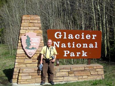 May 17, 2008 (Two Medicine Entrance to East Glacier Nat'l Park) - David