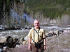 May 16, 2008 (Hwy 2 / Middle Fork Flathead River) - David