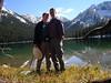 Jan and Graig at Johnson Lake