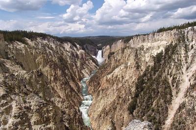 Montana and Yellowstone Park