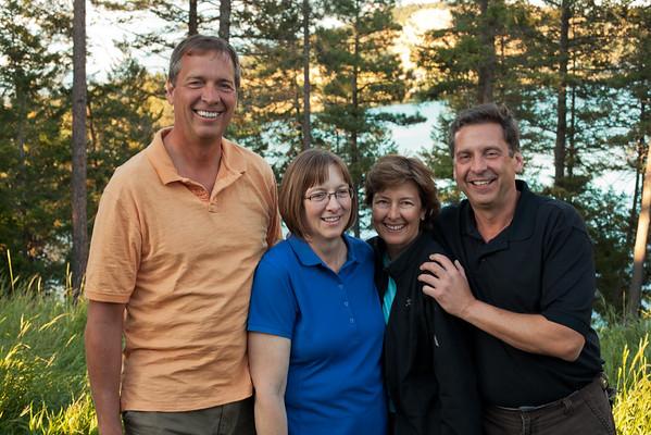 Montana family vacation