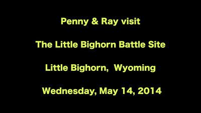 VIDEO:  Little Bighorn Battle - - ( 20 mins )
