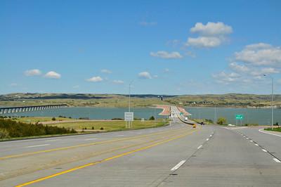 Missouri River - South Dakota