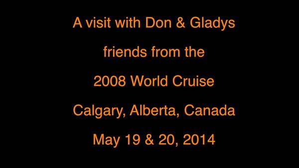 Don & Gladys