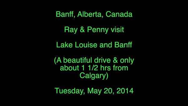 Lake Louise & Banff