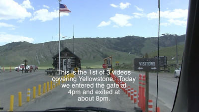 VIDEO: -- Yellowstone - Part 1 of 3 ( 9 mins)