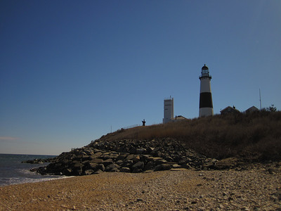 A trip with Mom to Montauk, NY.