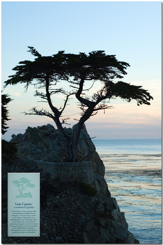 2005 Monterey Trip (Pebble Beach) - 001 (with-sign)