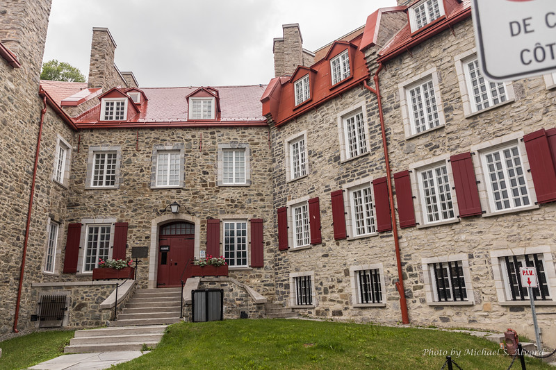 We did a one day tour to Quebec City. It was a great day with the city being very interesting.