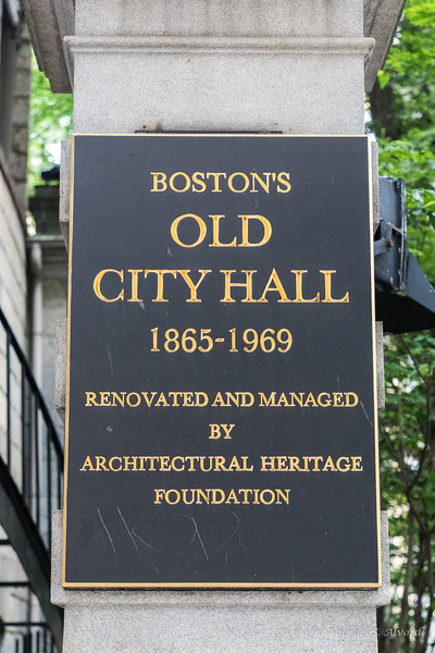 We found the Old City Hall interesting as it contains a Ruth's Chris Steak House.