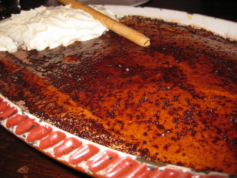 tiramisu for desert