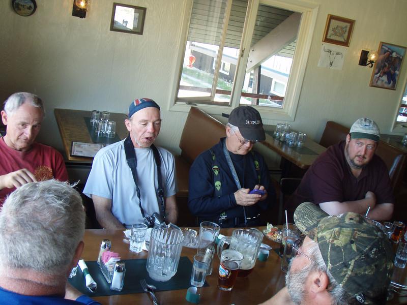 Al, Steve, Tim, and Doug