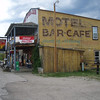 Wise River, MT . . . . .   Waited here for Steve, but he turned left and went on to Anaconda, MT.  Great Rootbeer Float !