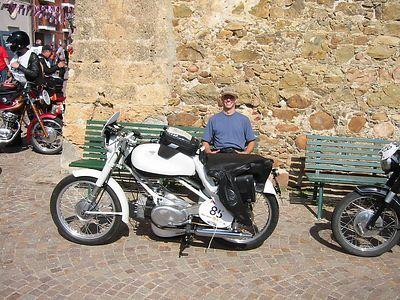 Motogiro Sicilia 2004: Leg 3