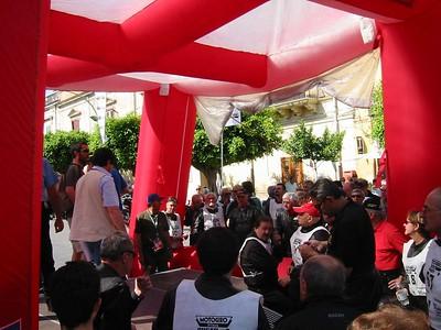 Motogiro Sicilia 2004: Leg 4