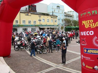 Day 1: Cattolica to Cattolica