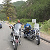Next few shots are along the route from Loveland to Estes Park, CO.