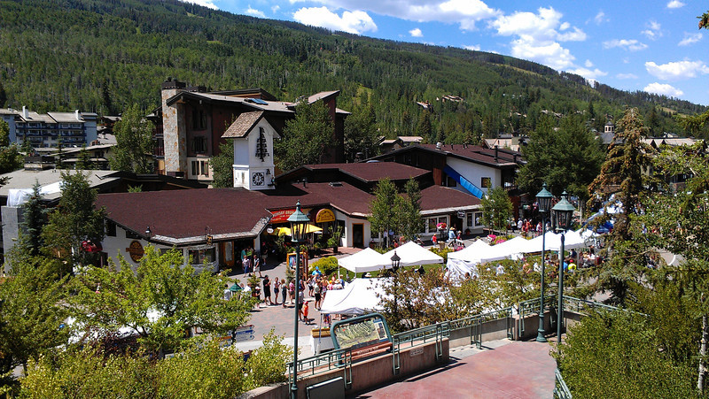 Vail. Expensive place.