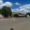 Downtown Medora, ND.