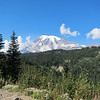 We have left Crystal Mountain and have entered Mount Rainier national park