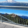 This is a guide to the Cascades. You can see Mt St Helens in the picture
