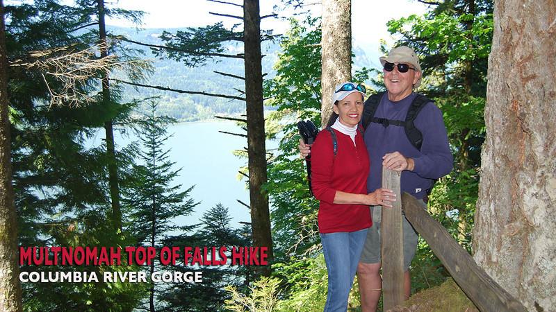 Multnomah Top Falls Hike