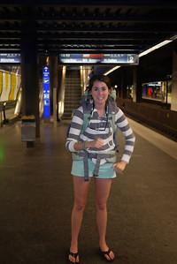 The 5 minute change in Zurich
