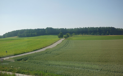 More German countryside