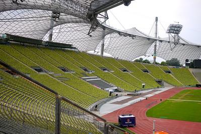 Olmpic Stadium in Munich